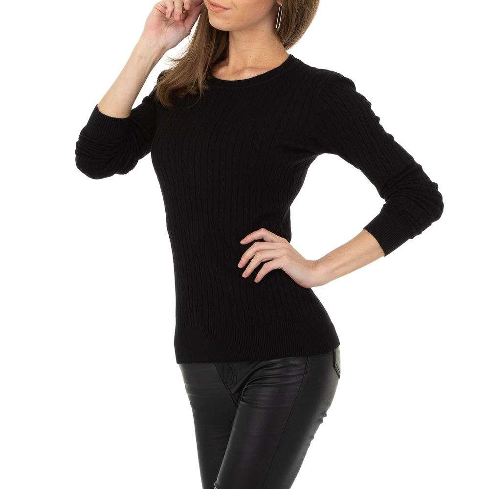 Pulover pentru femei de la Metrofive - negru