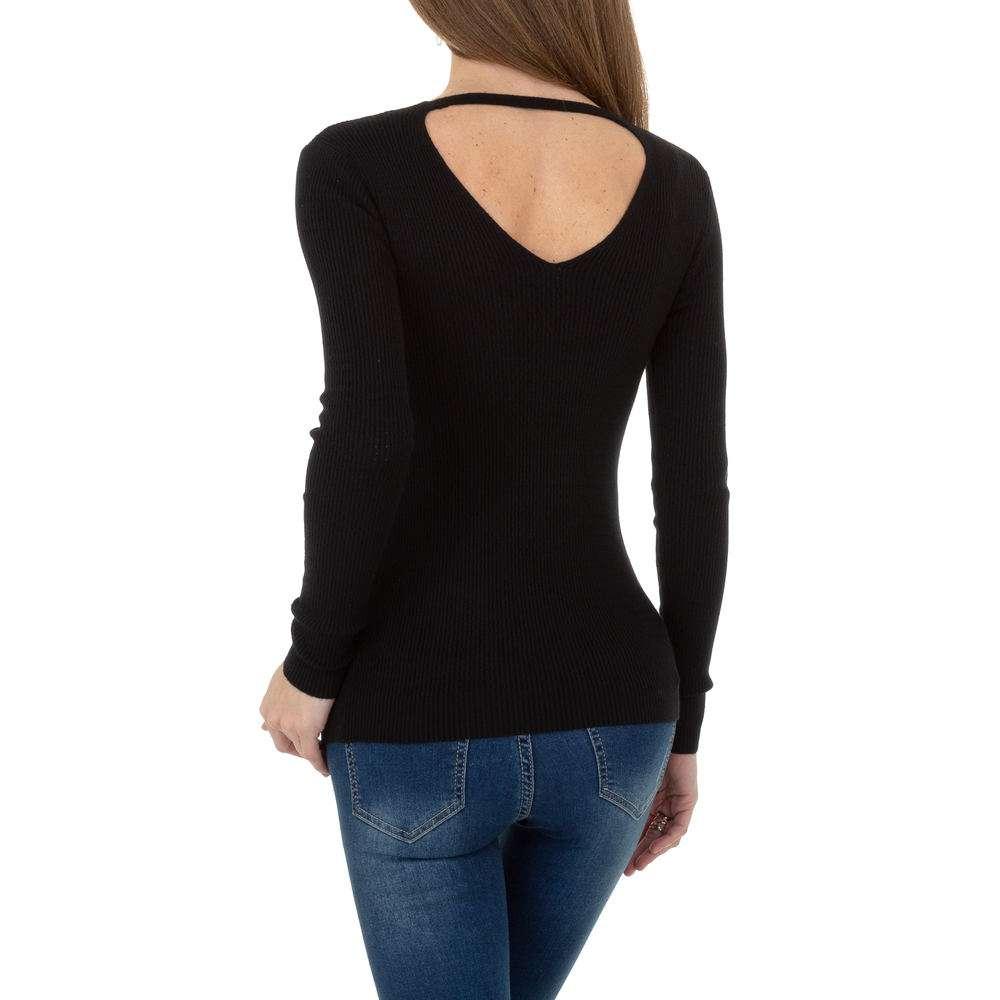 Pulover pentru femei de la Metrofive - negru - image 1