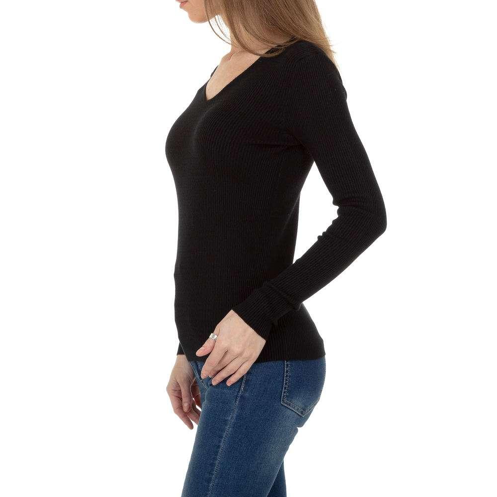 Pulover pentru femei de la Metrofive - negru - image 2