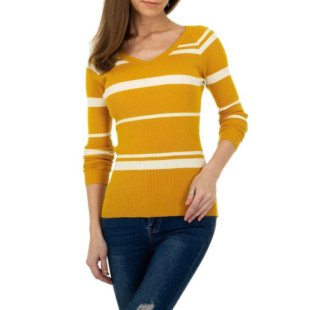 Pulover pentru femei de la Metrofive - galben - image 1