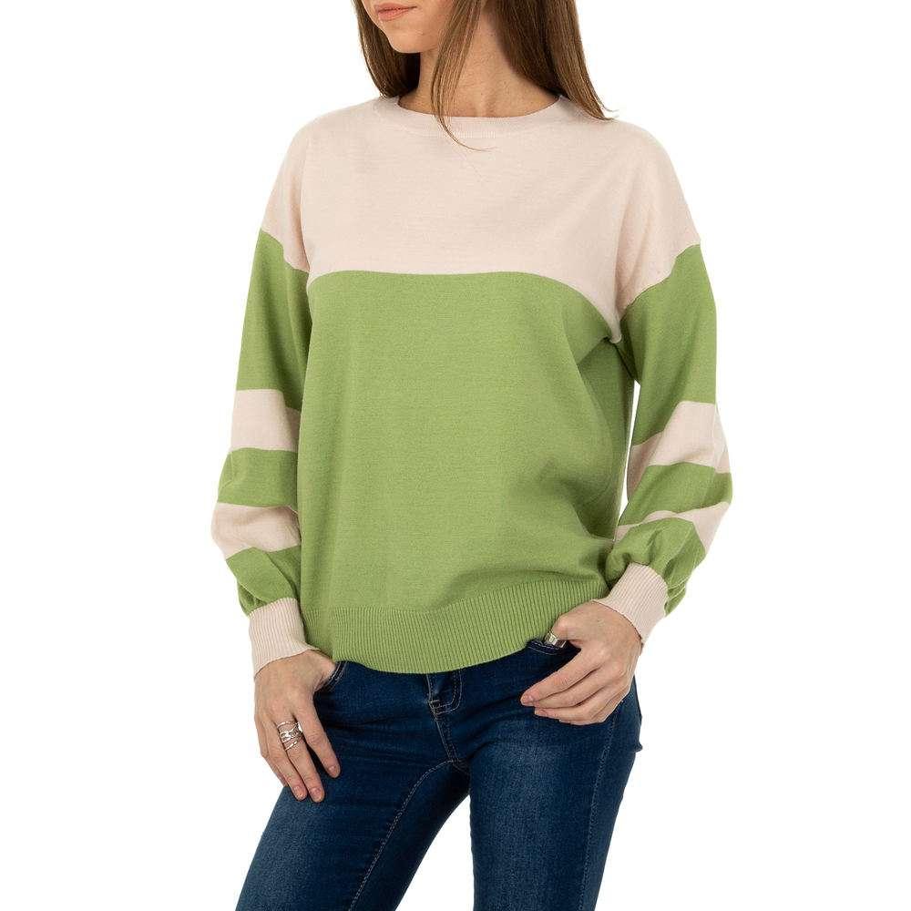 Pulover pentru femei de la Metrofive - verde - image 1