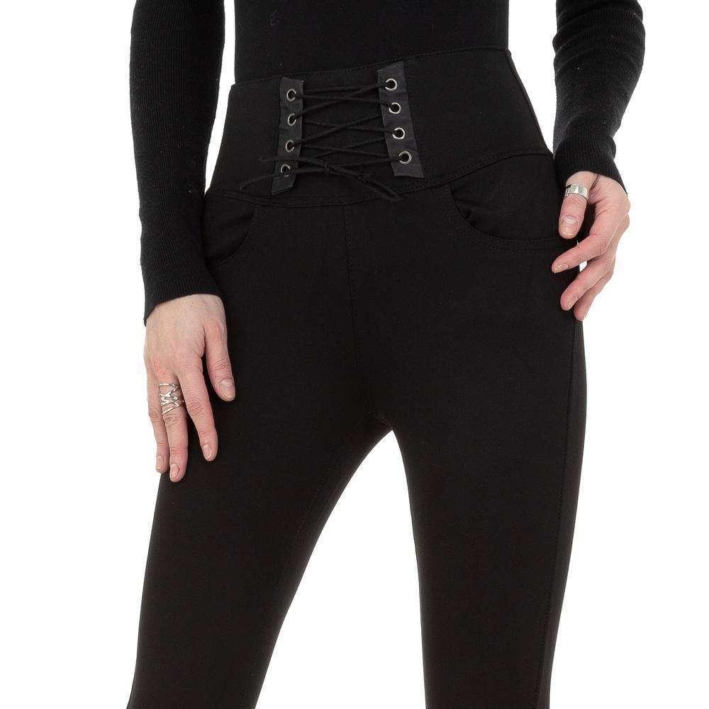 Pantaloni de dama de la Daysie - negru - image 4