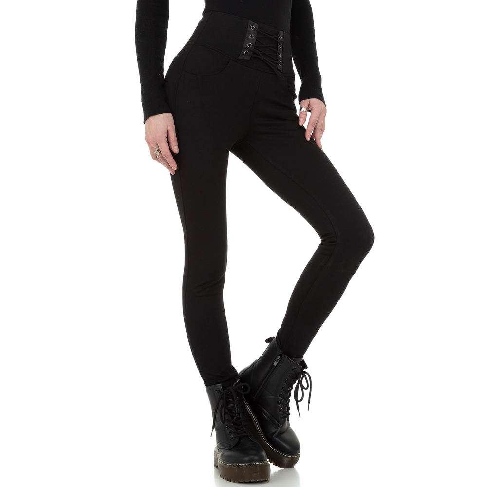 Pantaloni de dama de la Daysie - negru - image 6