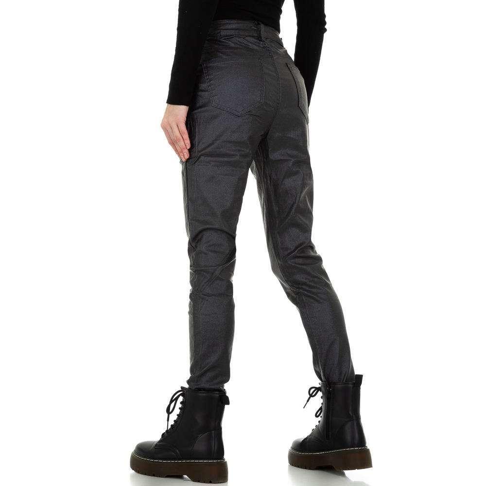 Pantaloni de dama de la Daysie - gri - image 3