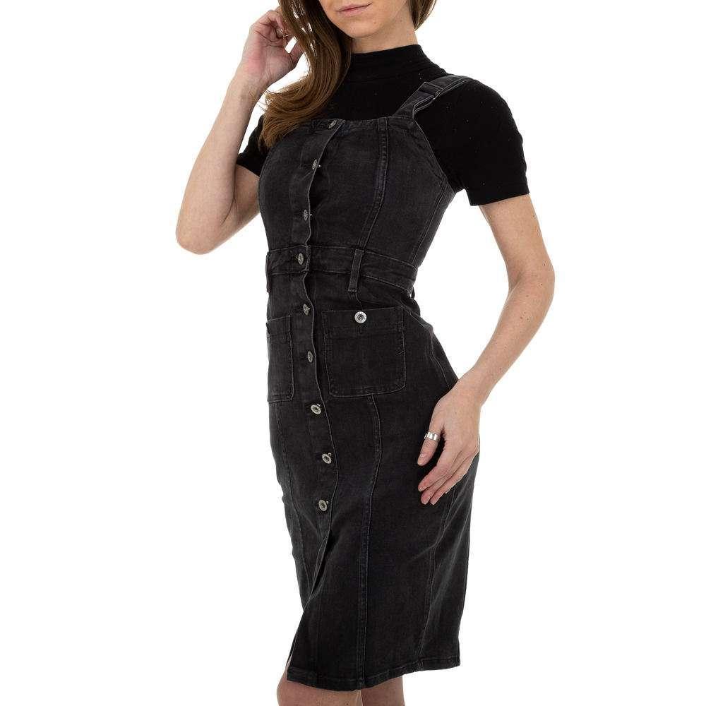 Rochie pentru femei de Laulia - gri inchis