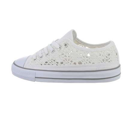 Damen Low-Sneakers - white
