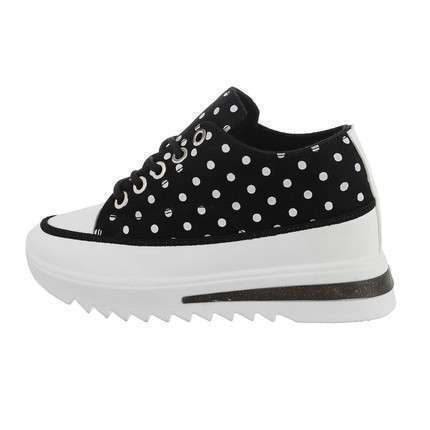Damen High-Sneakers - blackdot