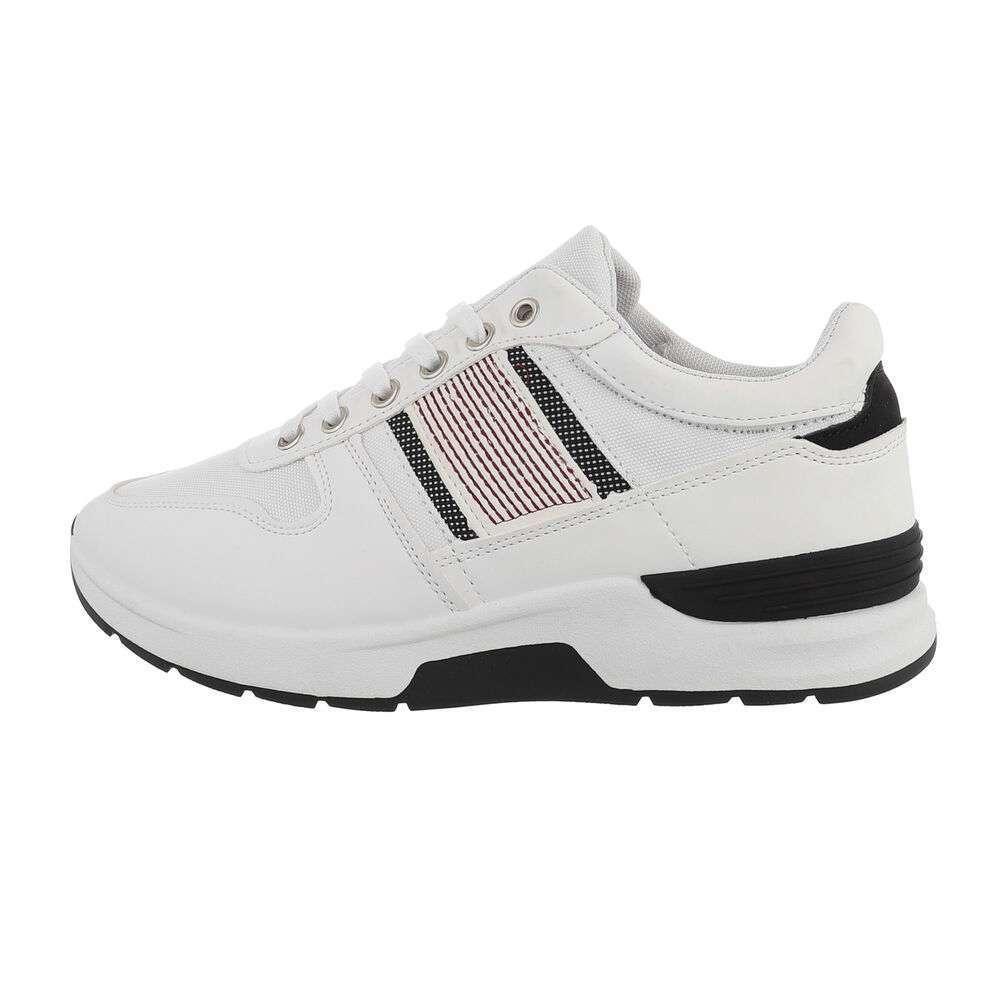 Обувь повседневная мужская - белая