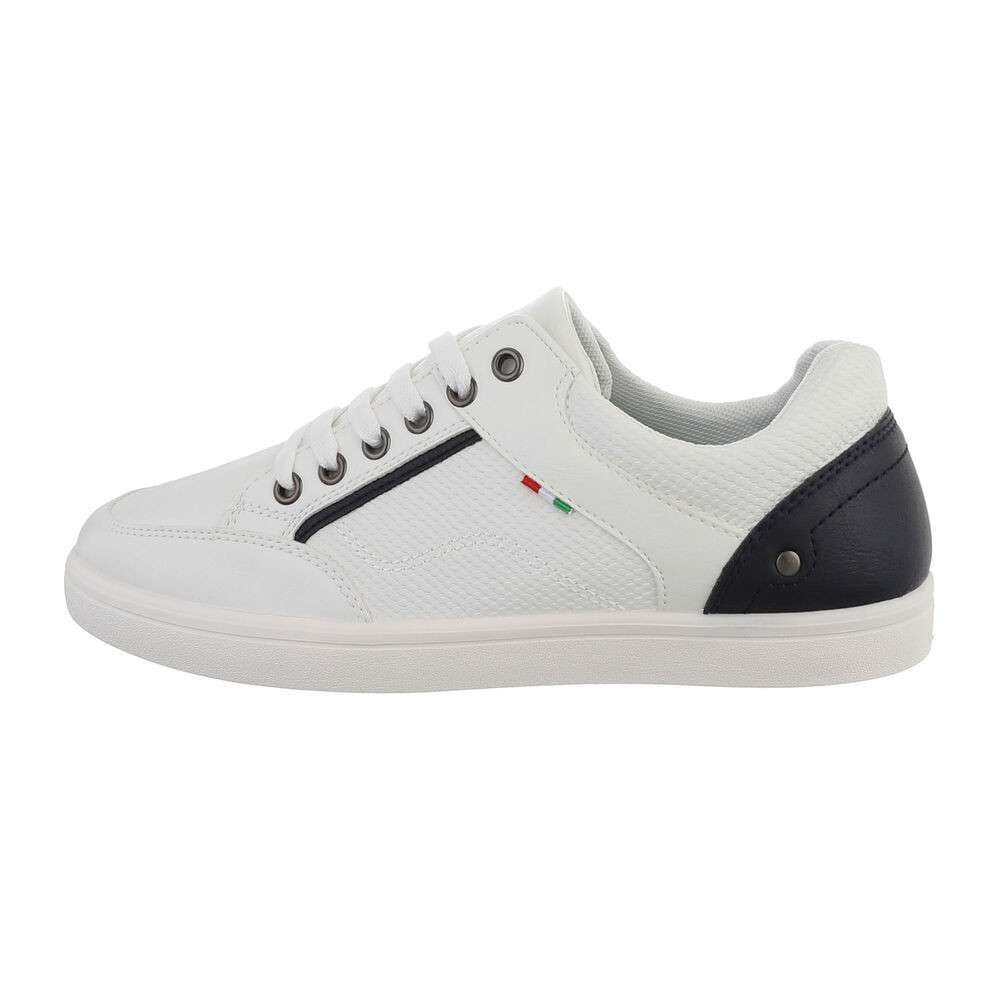 Chaussures casual homme - blanc
