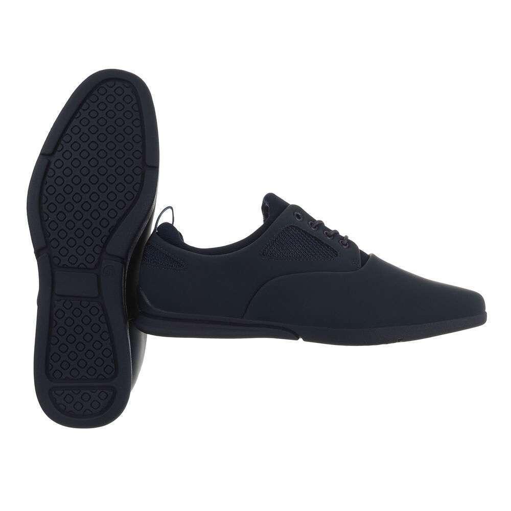 Pantofi casual pentru bărbați - bleumarin - image 2