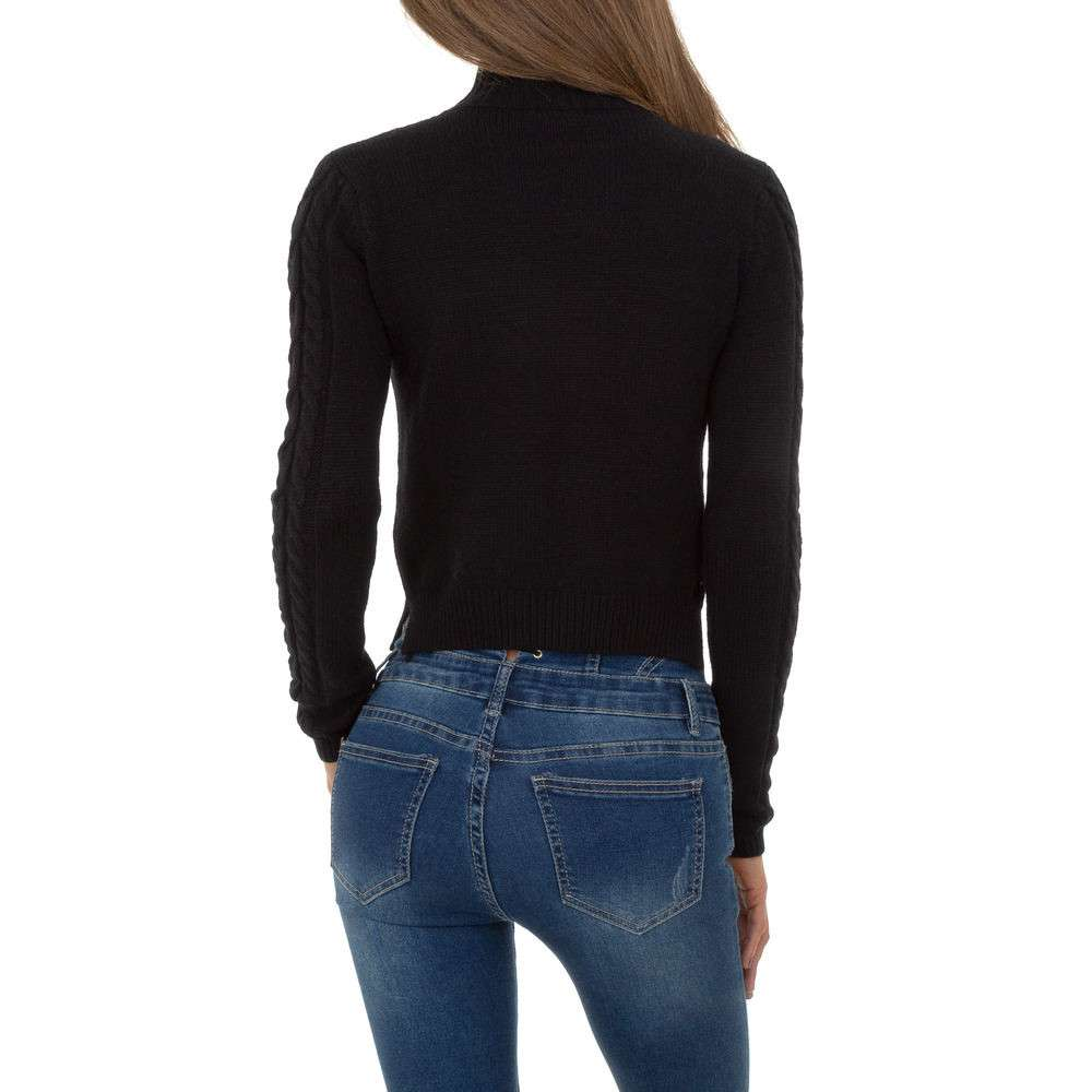 Pulover pentru femei de Shako White Icy Gr. O singură mărime - negru - image 3