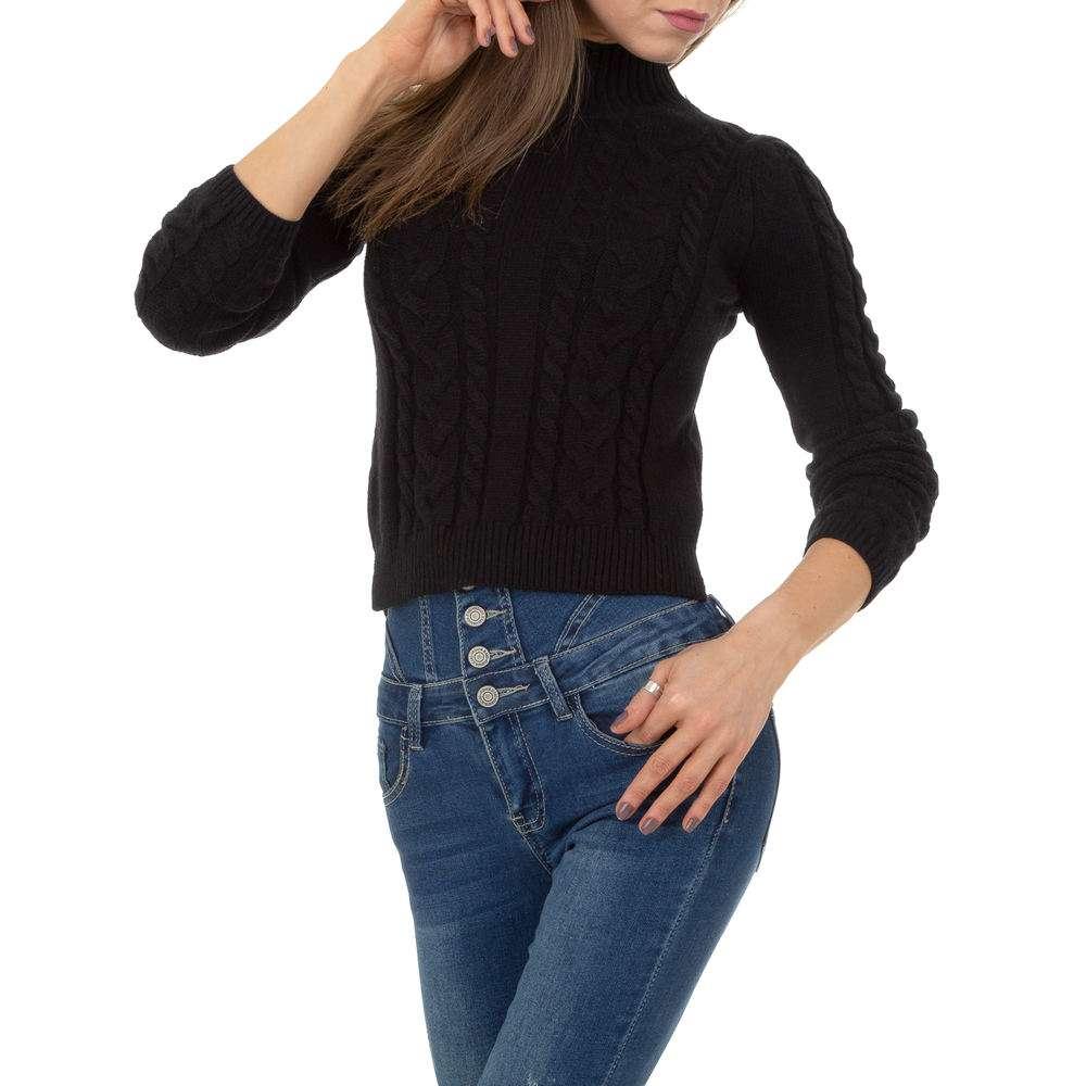 Pulover pentru femei de Shako White Icy Gr. O singură mărime - negru - image 4