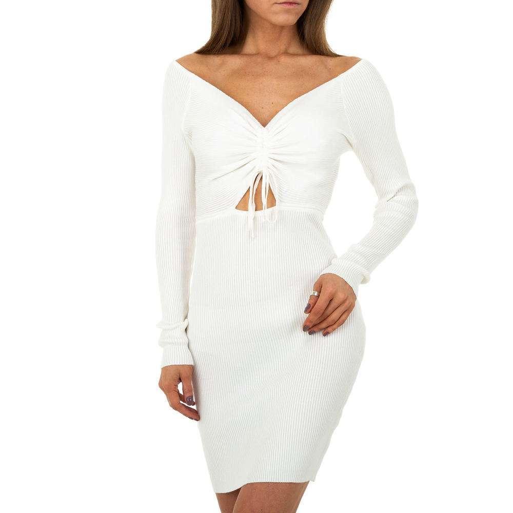 Rochie de damă de Shako White Icy Gr. O singură mărime - alb