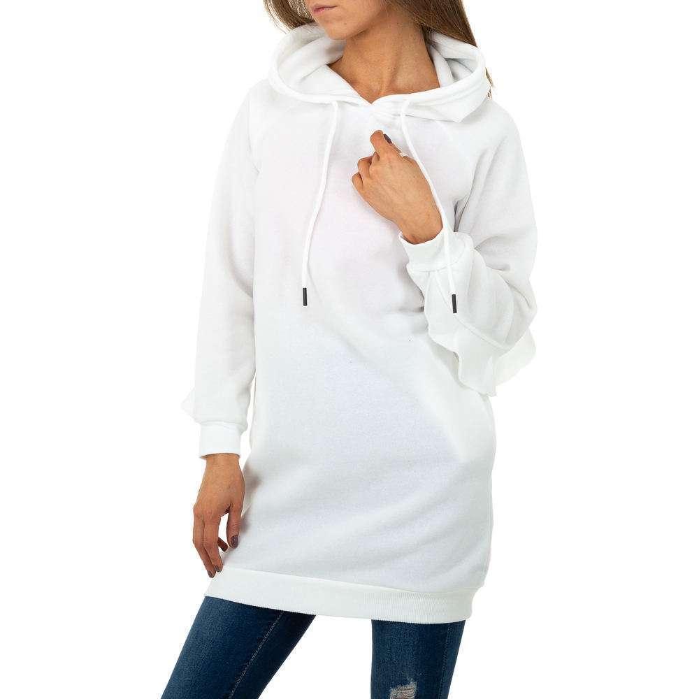 Pulover pentru femei de Shako White Icy - alb - image 1
