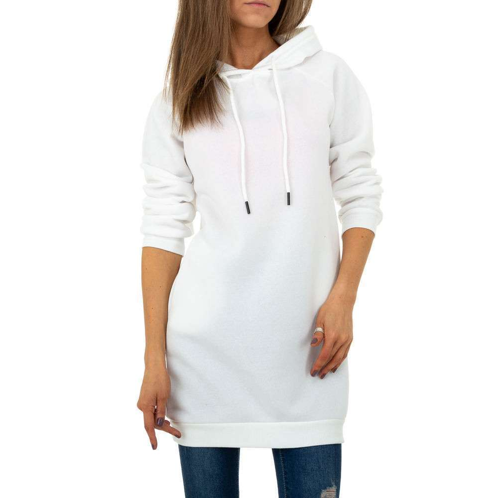 Pulover pentru femei de Shako White Icy - alb - image 4