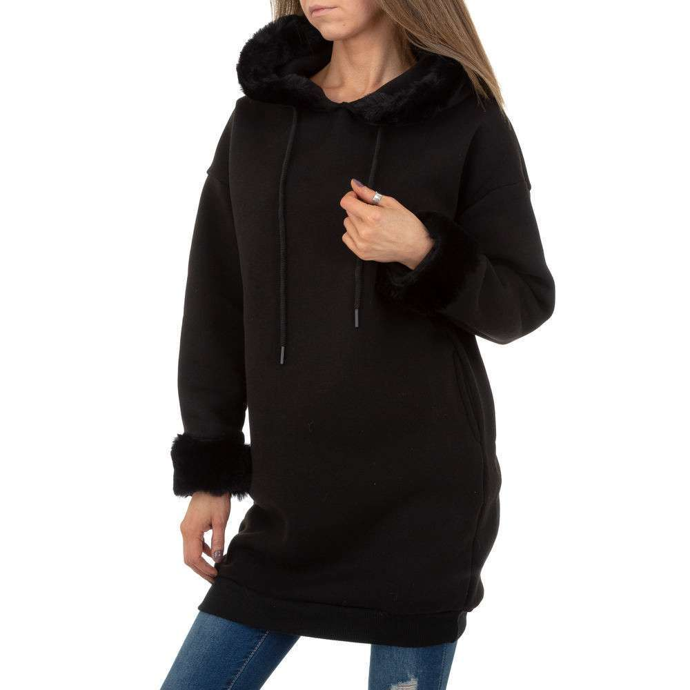 Pulover pentru femei de Shako White Icy - negru - image 1
