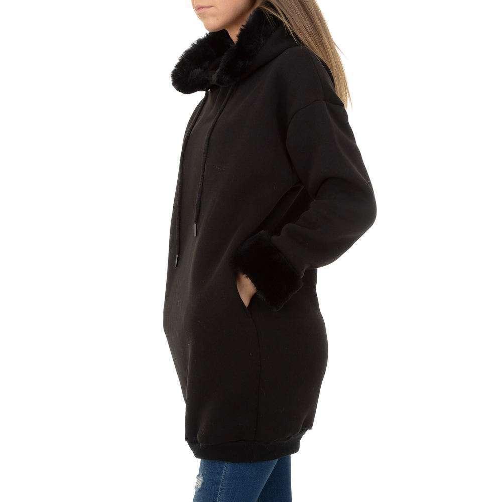 Pulover pentru femei de Shako White Icy - negru - image 2