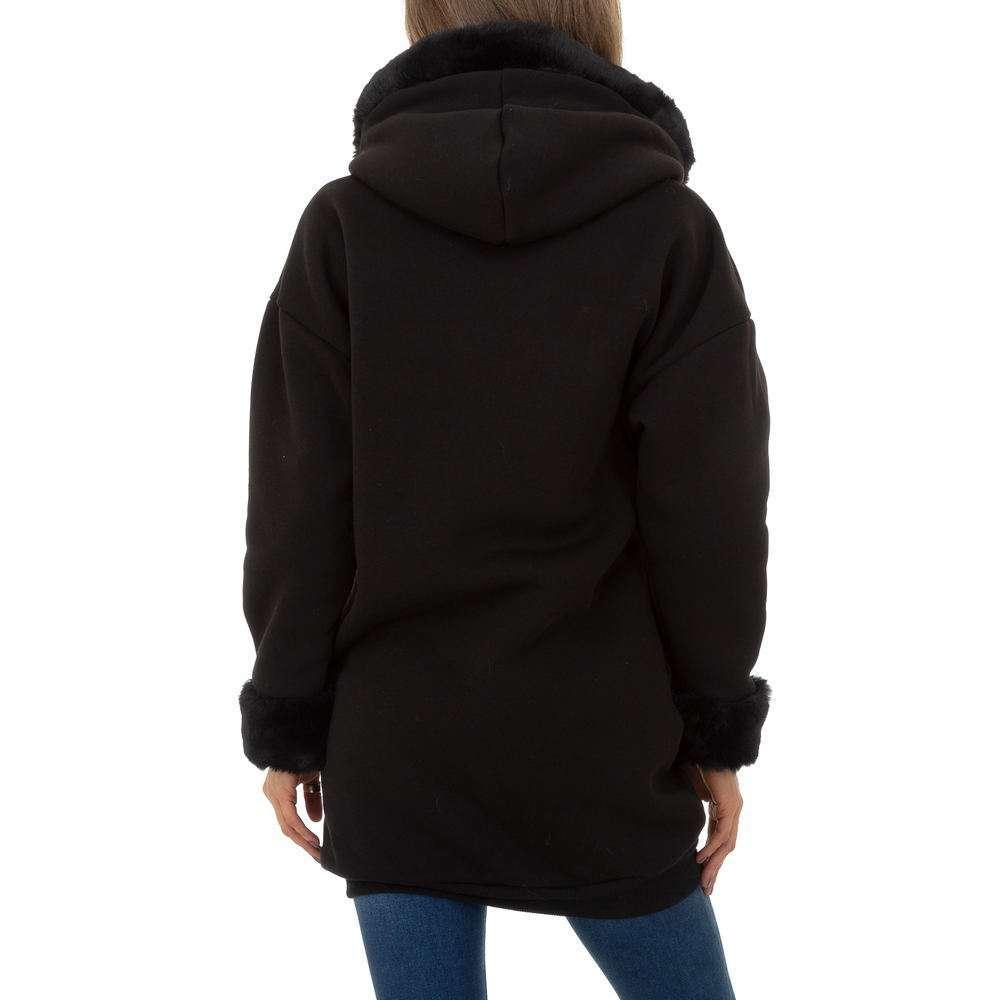 Pulover pentru femei de Shako White Icy - negru - image 3
