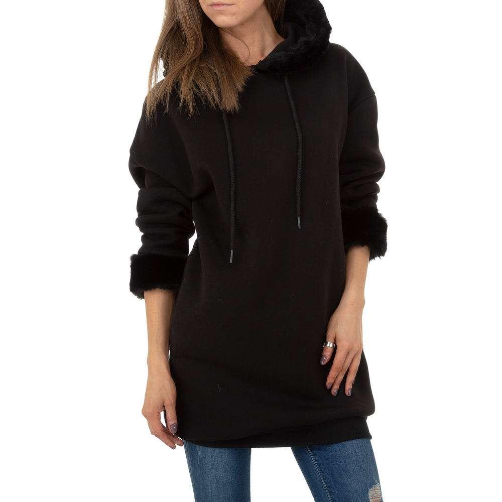 Pulover pentru femei de Shako White Icy - negru - image 4