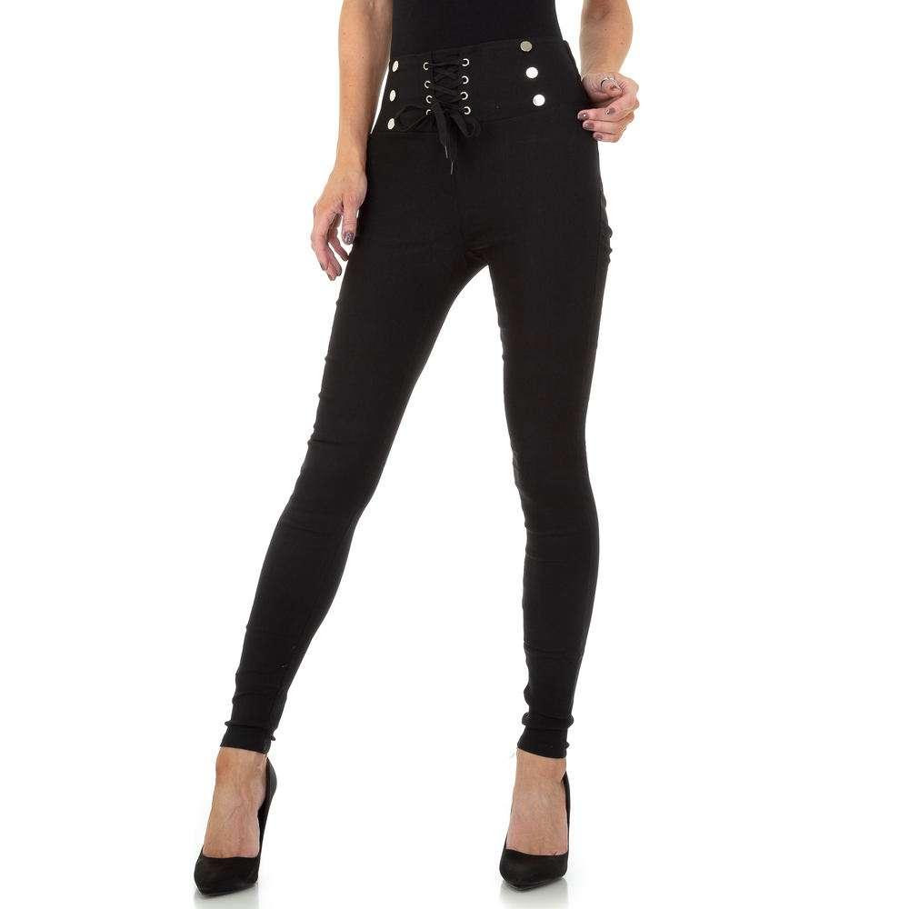 Pantalon femme par Holala Fashion - noir