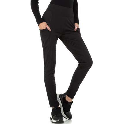 Damen Leggings von Fashion - black