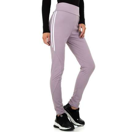 Damen Leggings von Fashion - lila