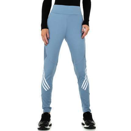 Damen Leggings von Fashion - blue