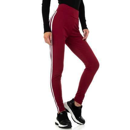 Damen Leggings von Fashion - wine