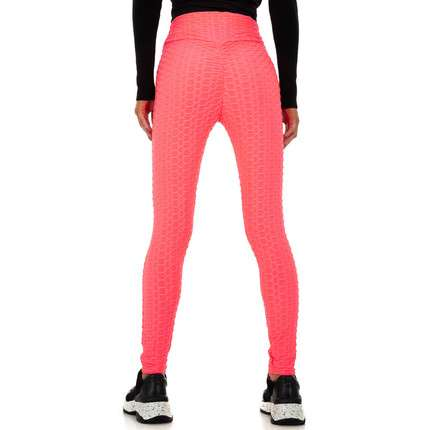 Damen Leggings von Fashion - pink