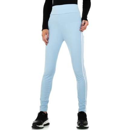 Damen Leggings von Fashion - L.blue