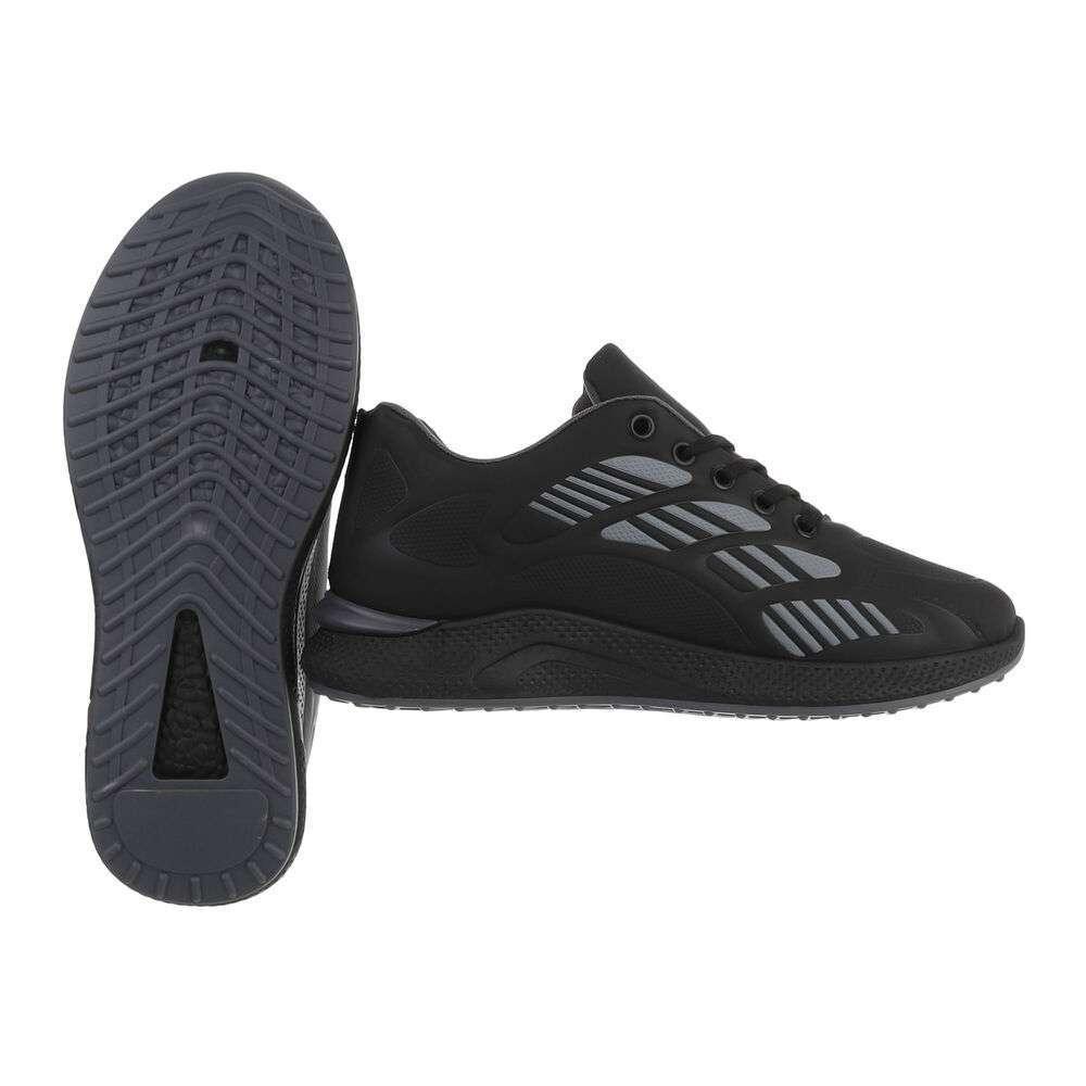 Pantofi casual pentru bărbați - gri - image 2