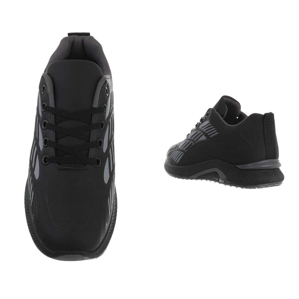Pantofi casual pentru bărbați - gri - image 3