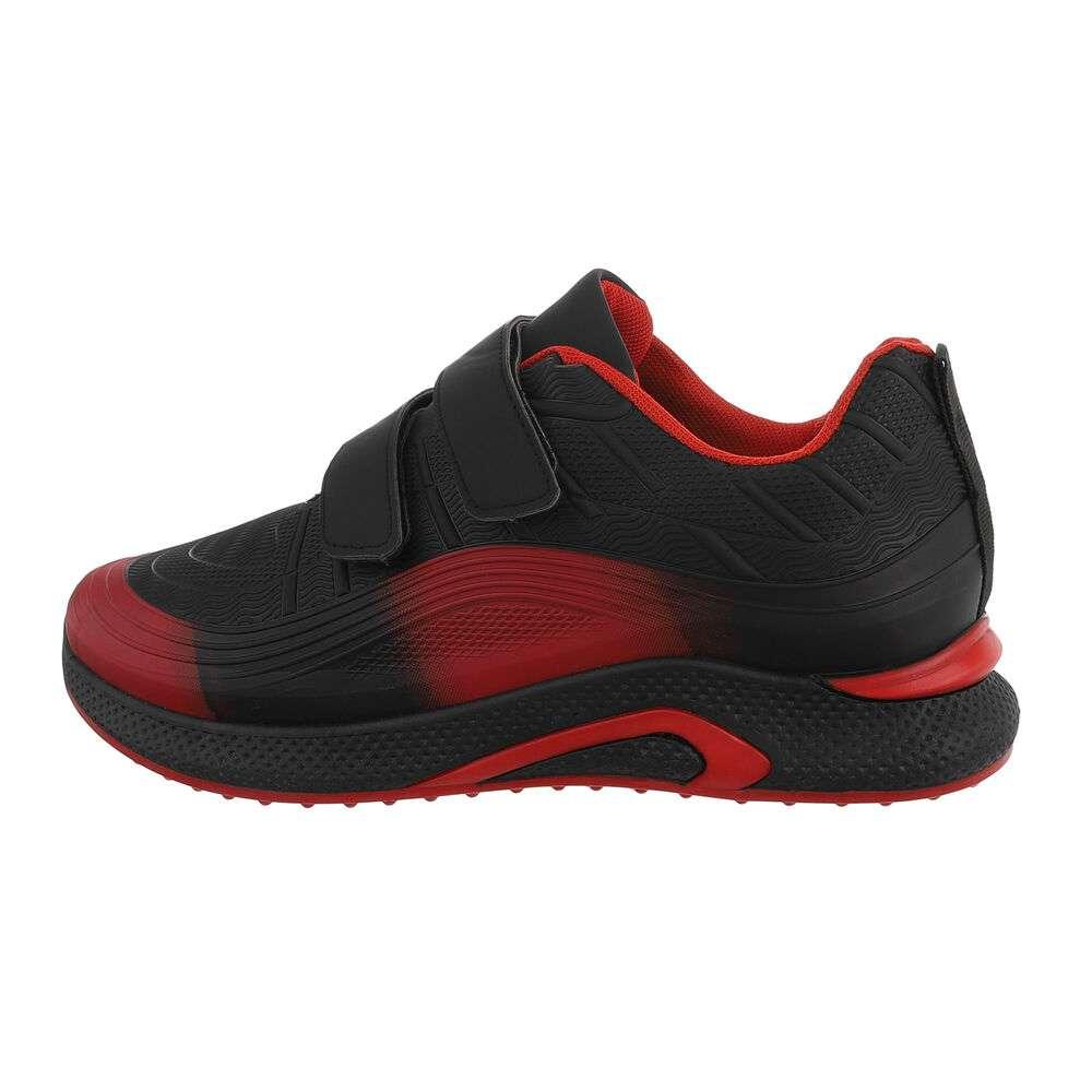 Pantofi casual pentru bărbați - negru