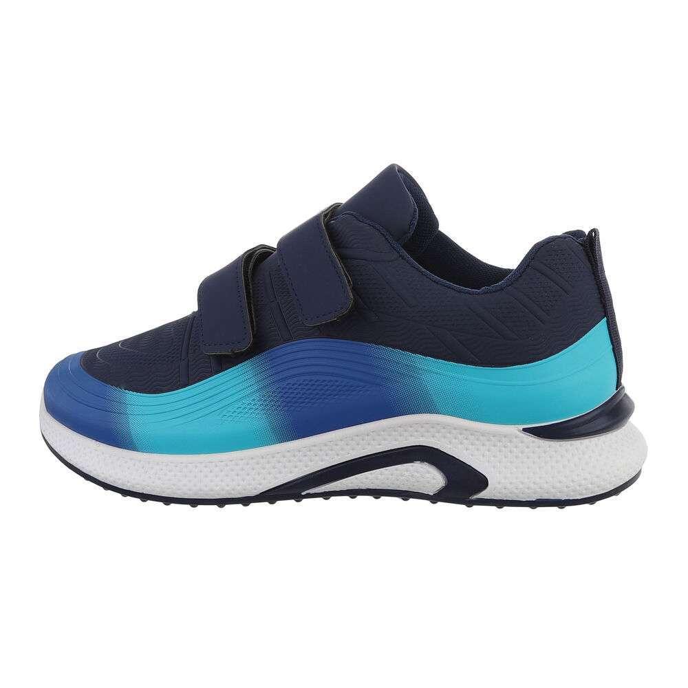 Pantofi casual pentru bărbați - D.blueR.blue