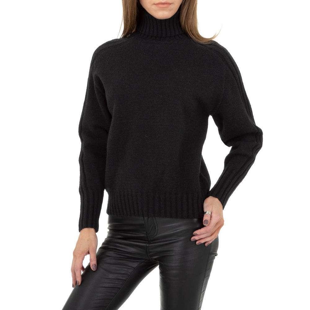 Pulover pentru femei de Drole de Copine Gr. O singură mărime - negru - image 1