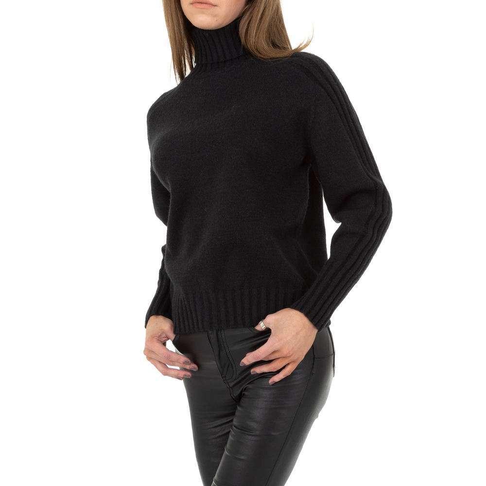 Pulover pentru femei de Drole de Copine Gr. O singură mărime - negru - image 2