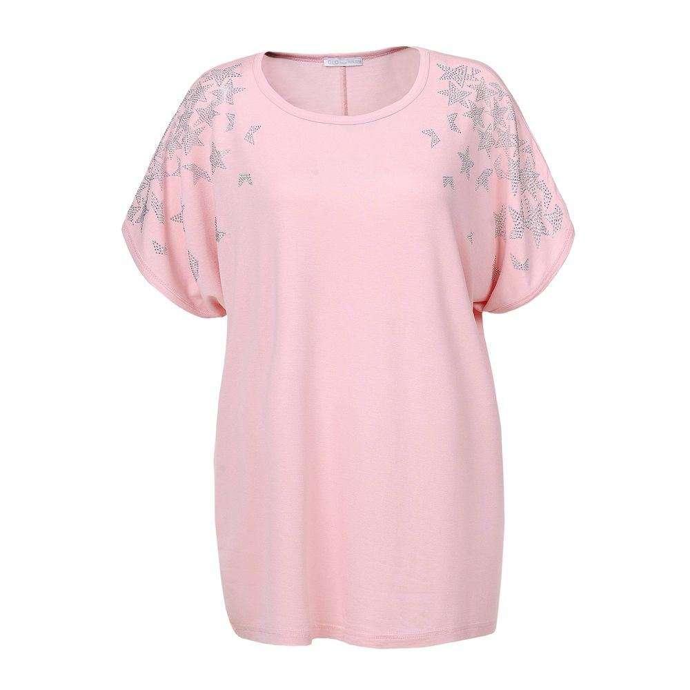 Tunicile pentru femei din Glo storye - trandafir