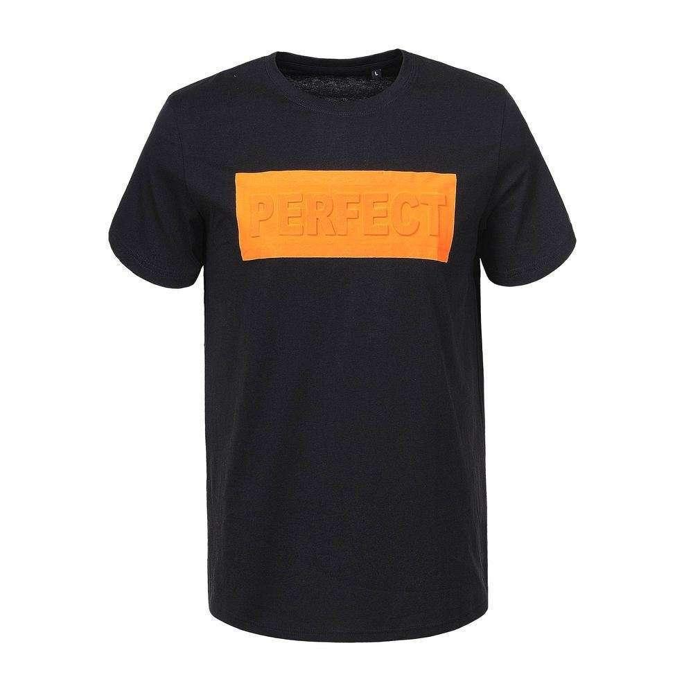 Tricou bărbătesc marca Glo Story - negru - image 1