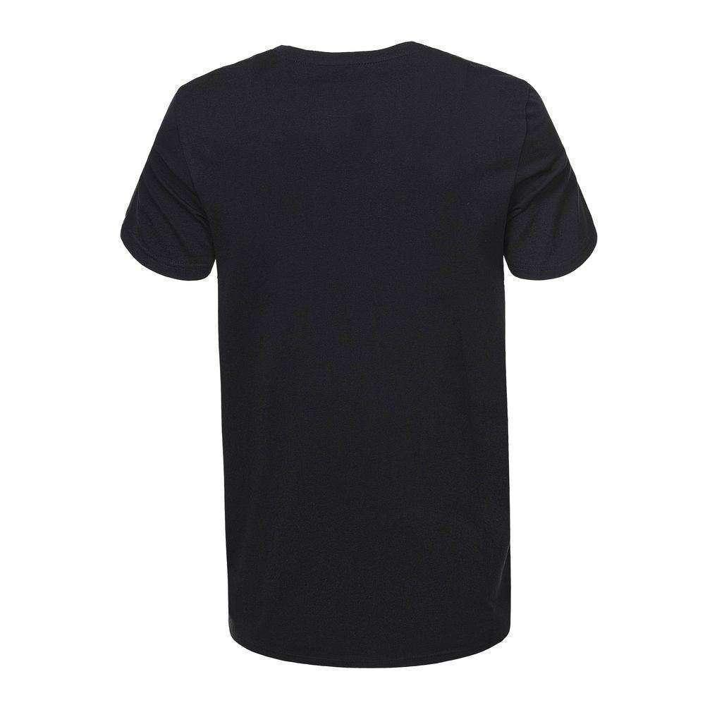 Tricou bărbătesc marca Glo Story - negru - image 2