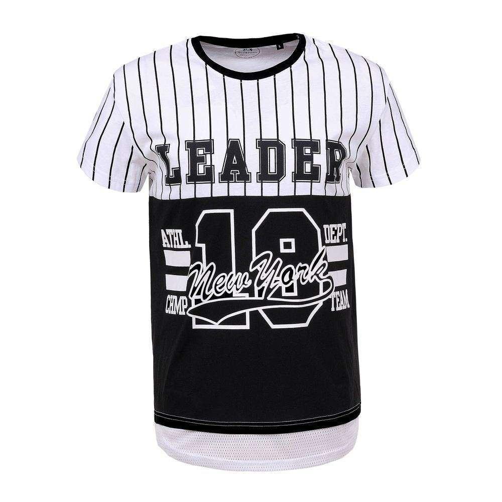 T-shirt homme par Glo Story - blanc