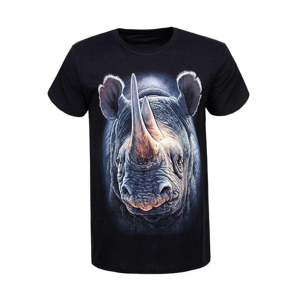 Herren T-shirt von Glo Story - negru
