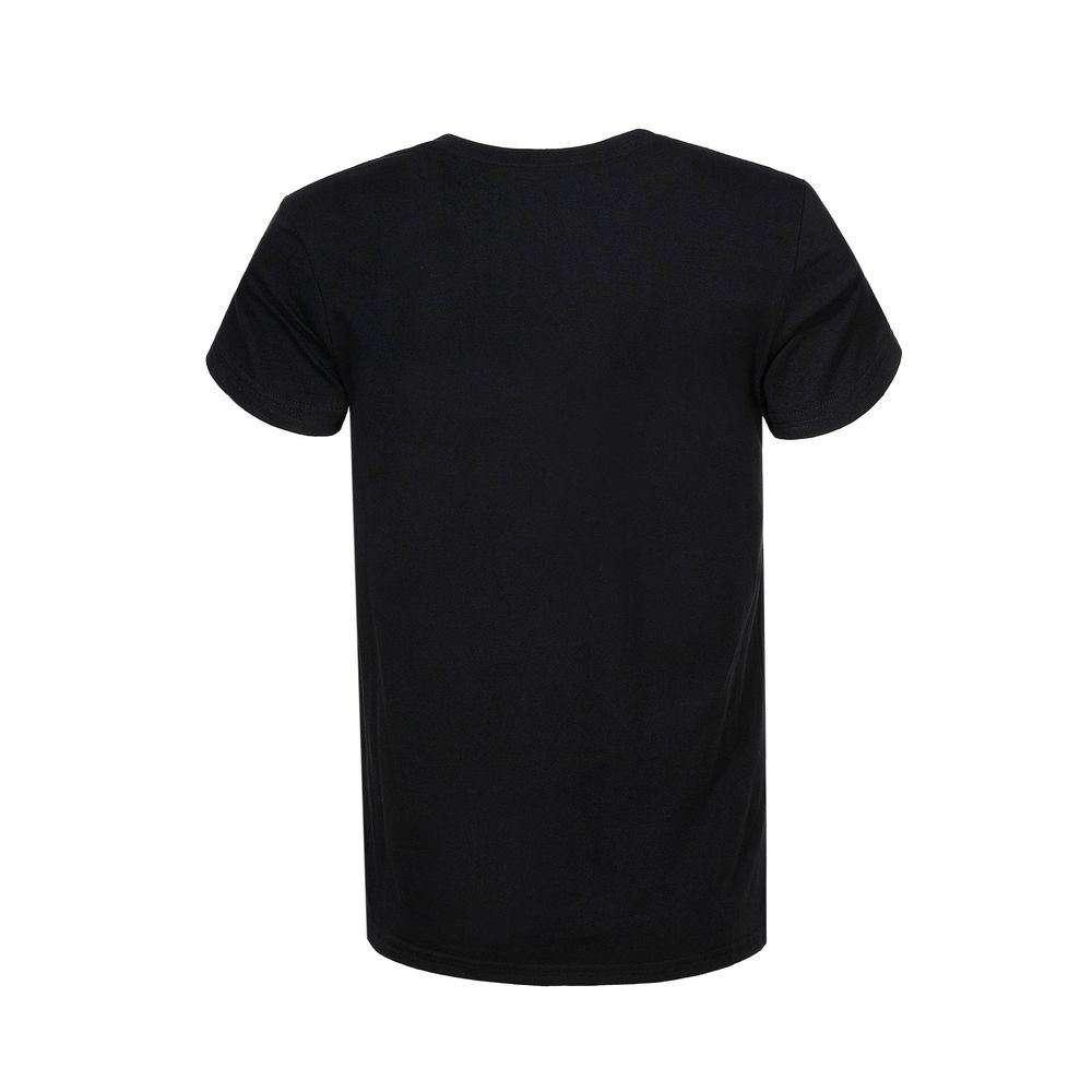 Tricou bărbătesc marca Glo storye - negru - image 2