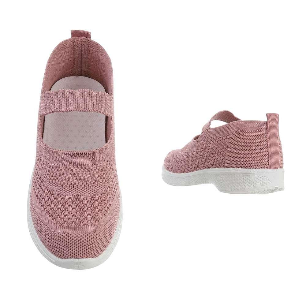 Teniși pentru femei - roz - image 3