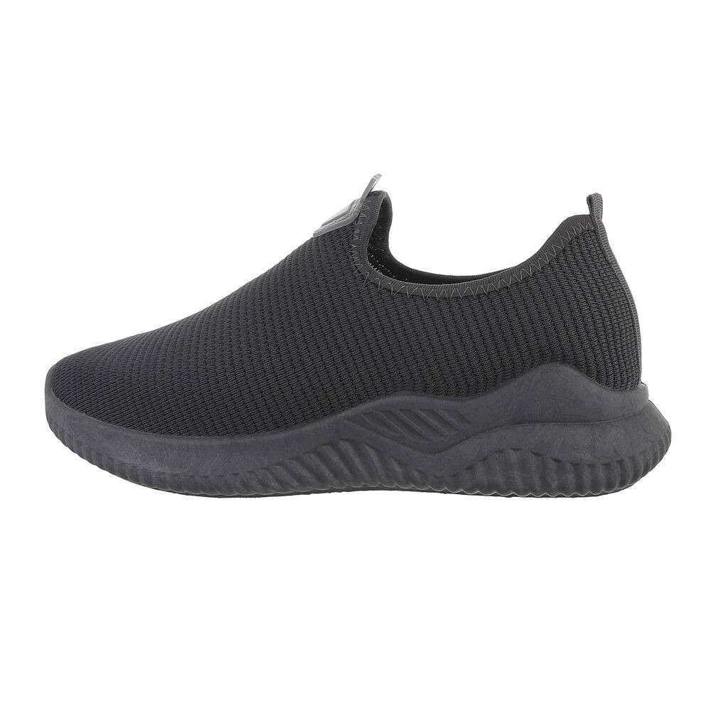 Pantofi casual pentru bărbați - gri