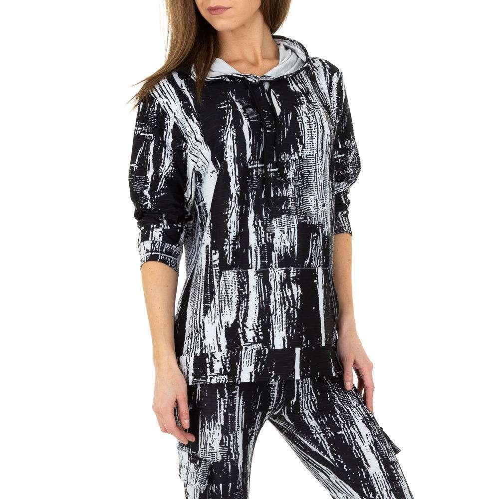Costum de jogging și agrement pentru femei de Holala Fashion - negru - image 4
