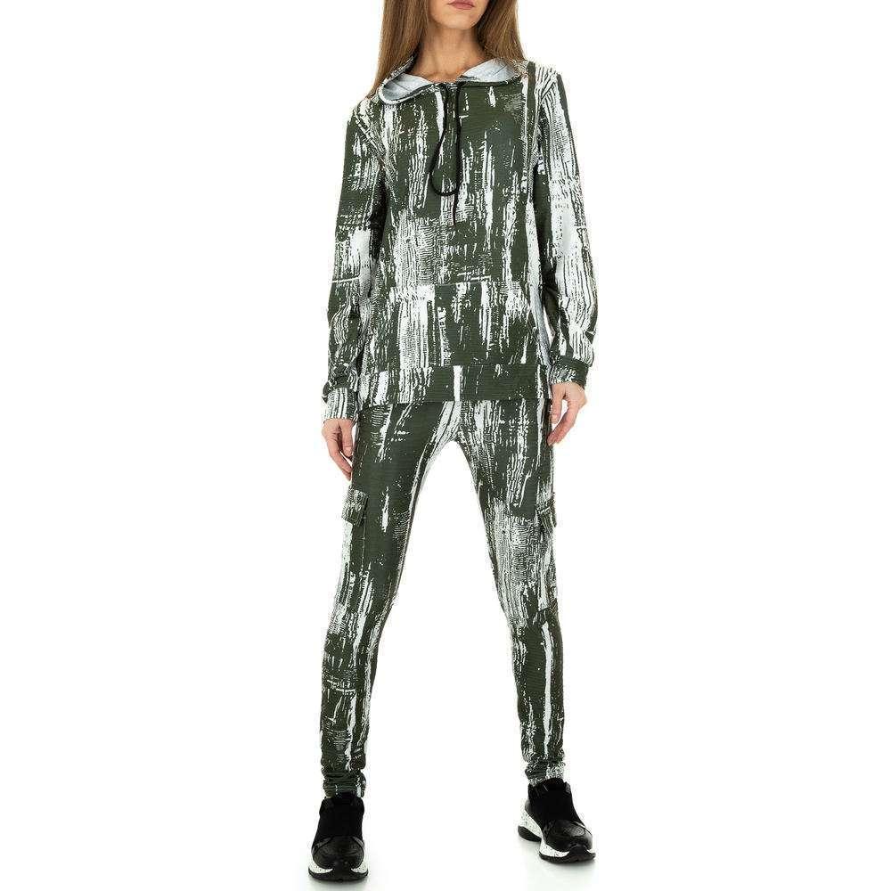 Costum de jogging și agrement pentru femei de Holala Fashion - verde - image 6