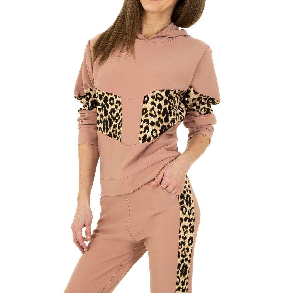 Costum de jogging și agrement pentru femei de Holala Fashion - trandafir - image 5