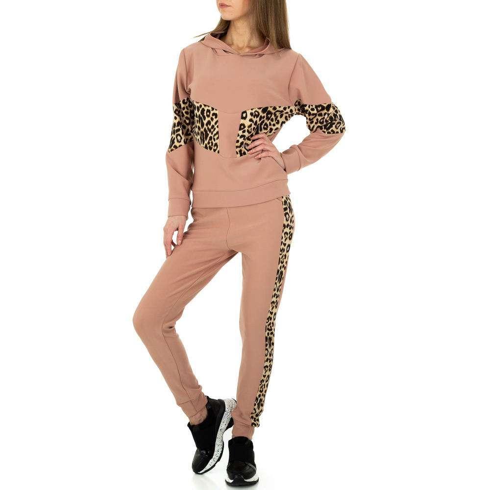 Costum de jogging și agrement pentru femei de Holala Fashion - trandafir - image 6
