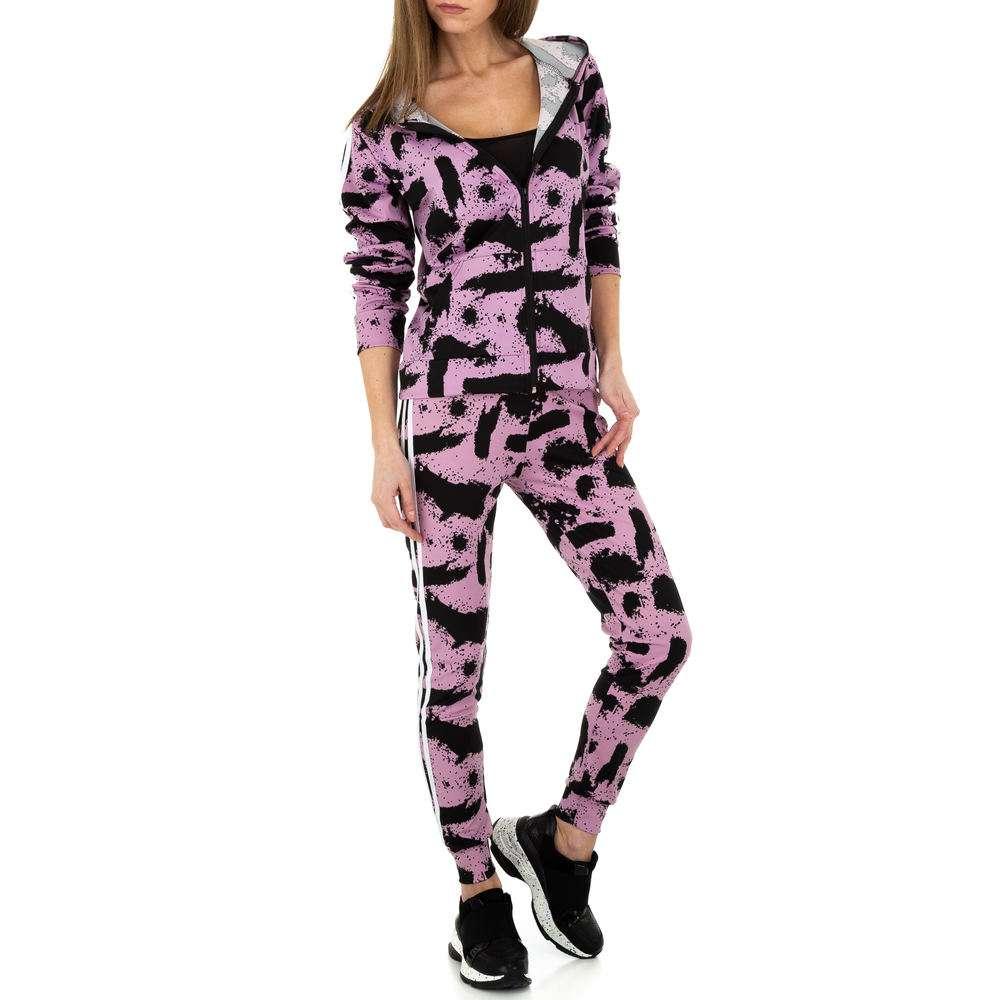 Costum de jogging și agrement pentru femei de Holala Fashion - violet