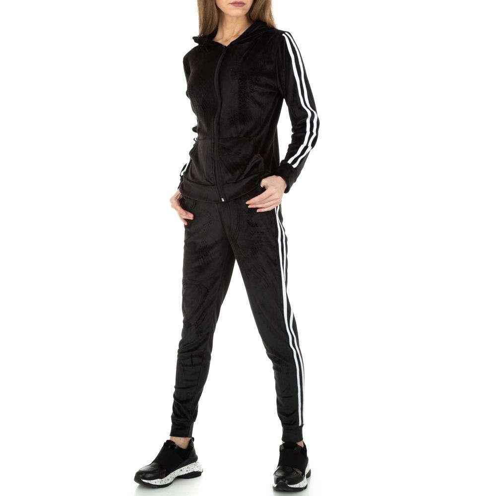 Costum de jogging și agrement pentru femei de Holala Fashion - negru